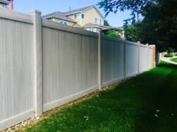 Denco Fence Company - Blog - How to Clean a Vinyl Fence (1)